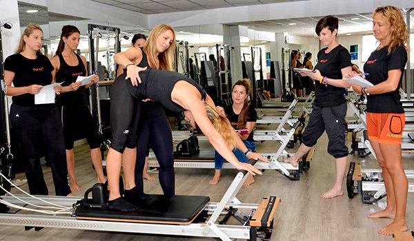 curso pilates reformer barcelona pilates10 academy
