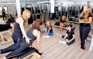 Cursos d epilates Barcelona Pilates10 academy