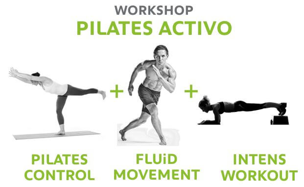 WORKSHOP PILATES ACTIVO PILATES10 ACADEMY