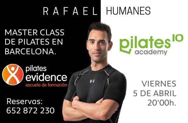 Master Class con Rafael Humanes