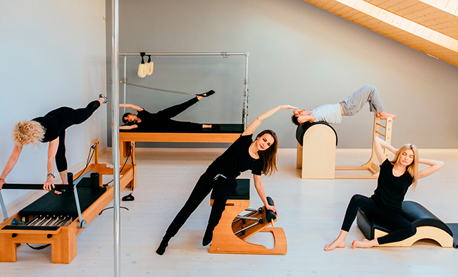 curso global pilates pilates10 academy barcelona